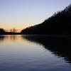 lake fayetteville sunset 5