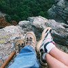These boots were made for hiking...