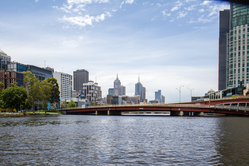 King's Bridge Melbourne