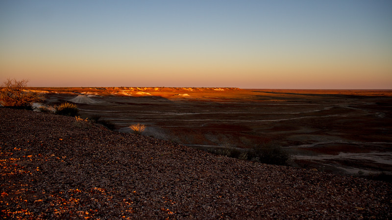 Arckaringa Hills, Painted Desert, SA