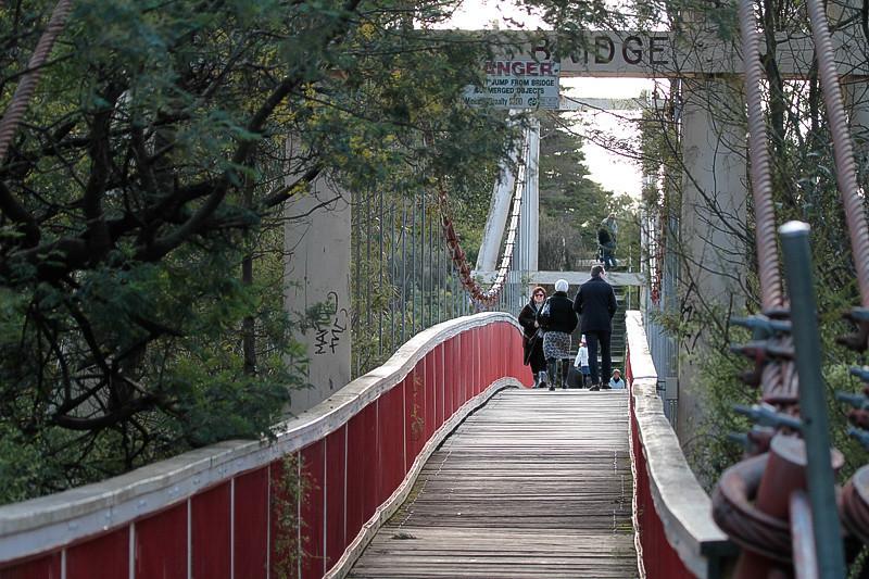 Studley Park Bridge