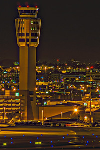 Phoenix Air Traffic Control Tower
