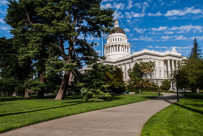California Capital Grounds