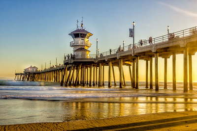Huntington Beach Pier 1