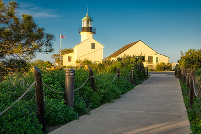 Old Point Loma Lighthouse 2