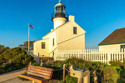 Old Point Loma Lighthouse 1