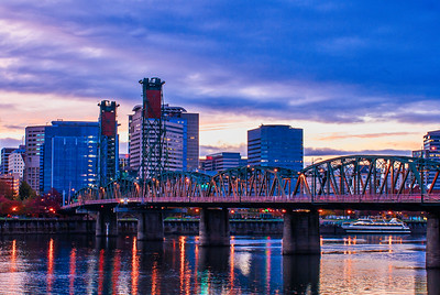 Hawthorne Bridge Portland 1