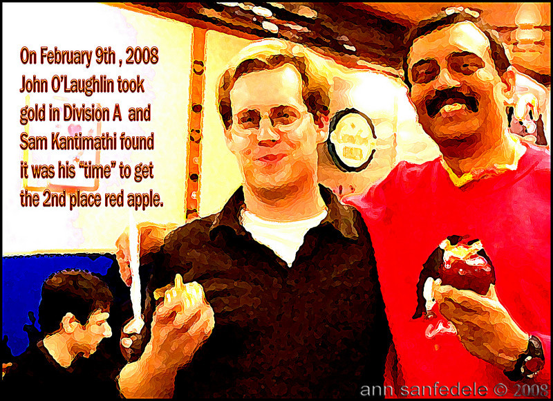 John O'Laughlin and Sam Kantimathi
