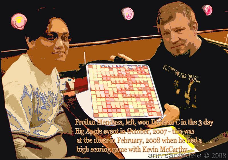 Froilan Mendoza and Kevin McCarthy