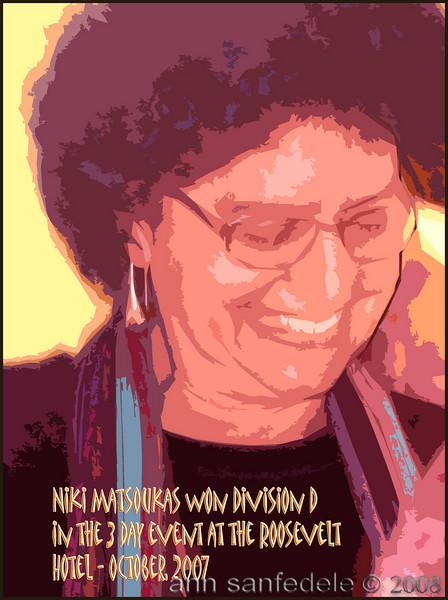 Niki Matsoukas
