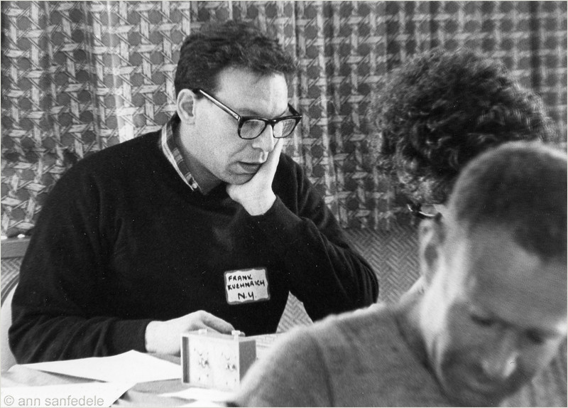 Frank Kuehnrich (playing David Prinze) in 1978 -<br /> The North American Invitational, which Prinze won.