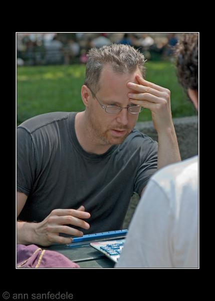 Matt Graham in the Park June 2007