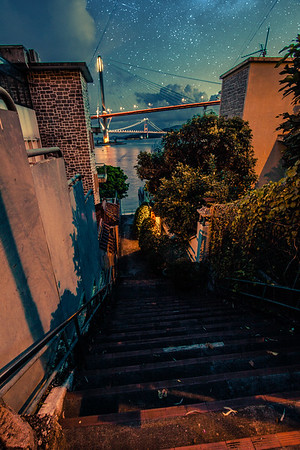 Ting Kau Alley