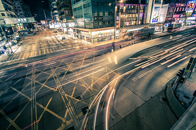 Mong Kok Grid