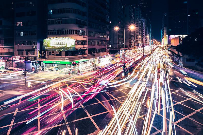 Mong Kok Warp Speed