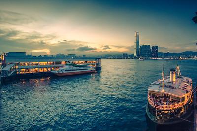 The Fragrant harbor
