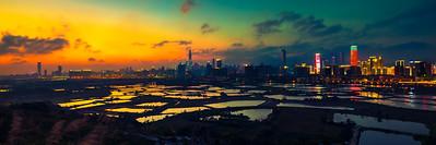 The Northern Border, Shenzhen
