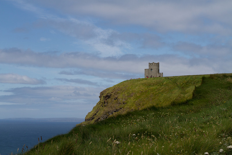O'Brian's Tower, Cliffs of Moher
