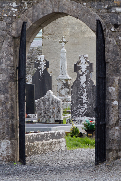 Kilfenora Cathedral, County Clare