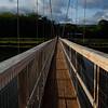 Hanapepe's swinging bridge