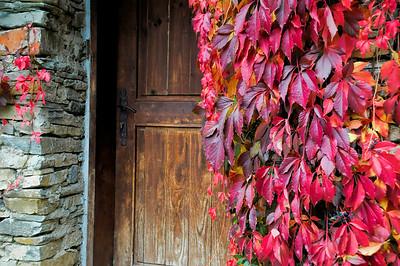 Door to the Inn