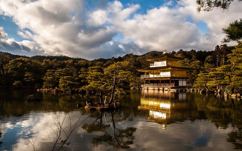 Japan Golden Temple - Kinkaku-Ji
