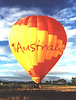 Ballooning with Hot Air