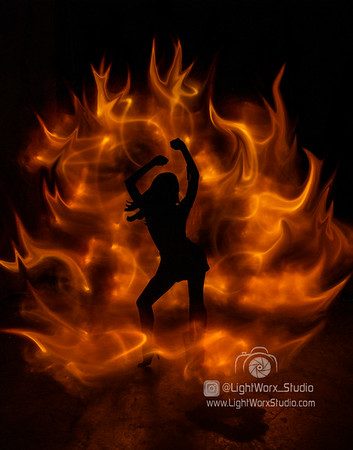 Fire Dancer  001