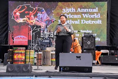 #awf35 #detroitafricanworldfestival #charleshwrightmuseum #detroitafricanamericanmuseum #annistiquephotography