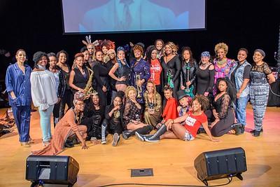 Black Woman Rock - Rebel Woman 2017