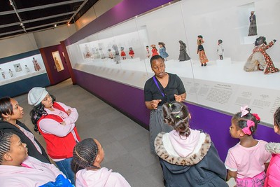 #chw #thewrightmuseum #prettybrowngirl #iseemeexibit #prettybrowngirlday2017 #browngirls #detroitmuseums #detroitcommunity #detroit #blackdolls #charleshwrightmuseum #annistiquephotography