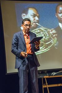 #charleshwrightmuseum #africanamericanmuseum #jazzhistory  #theloniousmonk #tsmonk #jazzgreats #americanjazz #drrobindgkelly #annistiquephotography