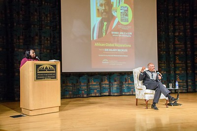 African Global Reparations featuring Sir Hilary Beckles