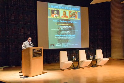 Walter Rodney Symposium