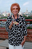 "NEW YORK - AUGUST 21:  Rena ""Rusty"" Kanokogi attends the Rena ""Rusty"" Kanokogi YMCA Gold Medal Luncheon at Prospect Park YMCA Rooftop on August 21, 2009 in the Borough of Brooklyn in New York City.  (Photo by Steve Mack/S.D. Mack Pictures) *** Local Caption *** Rena ""Rusty"" Kanokogi"