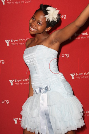 NEW YORK - MAY 22:  Free Prom Dresses Distributed To New York City School Girls In Need at Pacha on May 22, 2009 in New York City.