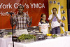 New York - August 13: Guests in attendance at YMCA of Greater New York's 2nd Annual Youth Health Forum with Award-Winning Chef Marcus Samuelsson at the Harlem YMCA on Friday, August 13, 2010 in New York, NY. (Photo by Steve Mack/S.D. Mack Pictures)