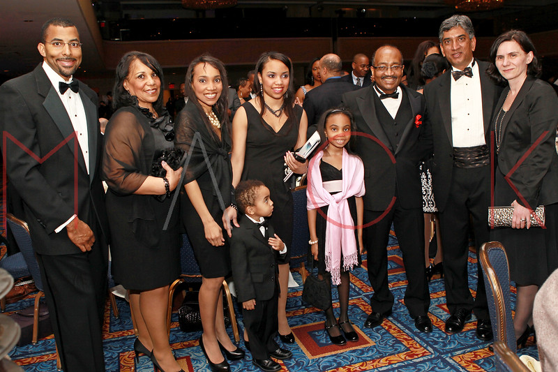 New York - March 17: Guests in attendance at The National Salute to Black Achievers in Industry at The Marriott New York Hotel on Thursday, March 17, 2011 in New York, NY.  (Photo by Steve Mack/S.D. Mack Pictures for YMCA of Greater New York)