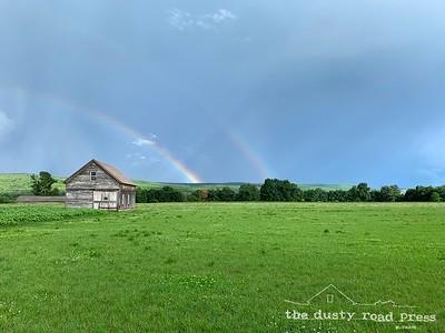 Double Rainbow Barn