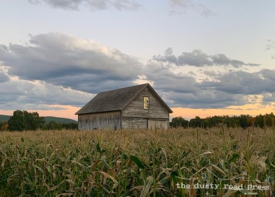 Alpenglow Corn Barn