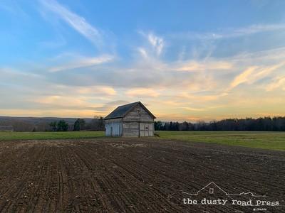 Lovely Sky Barn