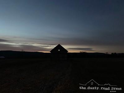 Dark Barn Star