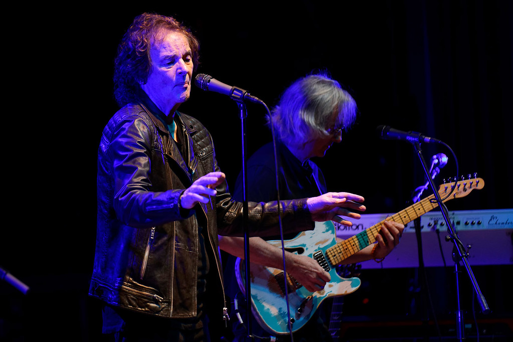 . The Zombies live at Royal Oak Music Theatre on 4-4-17