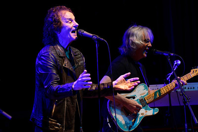 The Zombies live at Royal Oak Music Theatre on 4-4-17