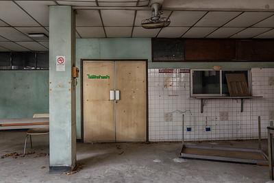 Abandoned Hospital in Bangkok, Thailand