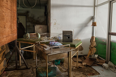 the abandoned bangkok hospital - Dax Ward