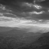 Smokey Mountain Dramatic Morning