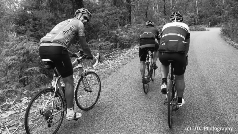Deep into the climbs of the Snowy Mountains enroute to Tom Groggin - 'Around the Block',