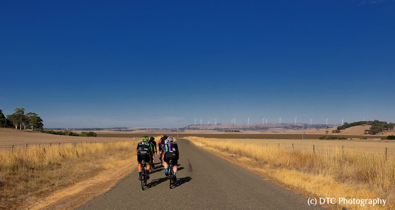 Riding big sky country (Southern Tablelands)