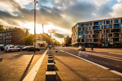 29-10-2016 - Westeinde, Dr. Struyckenplein, Heuvel & Zaart-Park
